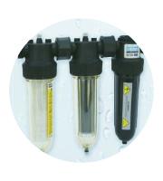 Filtres de récupération d'eau de pluie