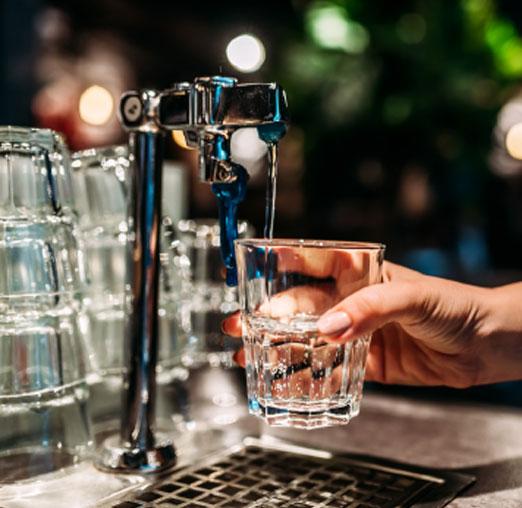 Systèmes d'eau potable Aqua Pro