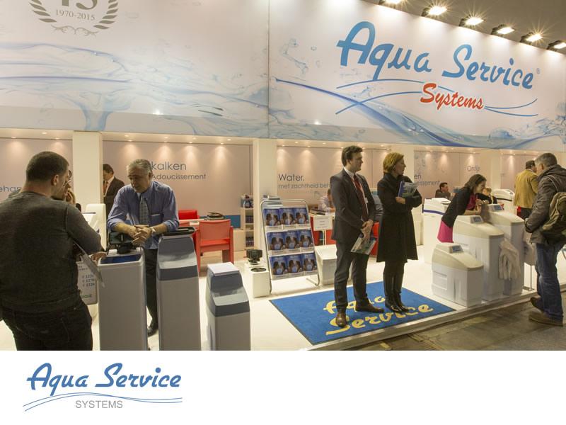 Acheter du sel pour adoucisseur d'eau au salon Aqua Service