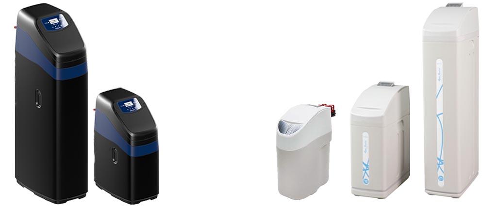 Modèles-adoucisseurs d'eau-Aquaservice